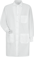 Unisex Specialized Cuffed Lab Coat
