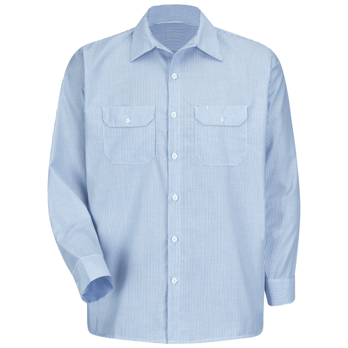 Men's Long Sleeve Deluxe Uniform Shirt