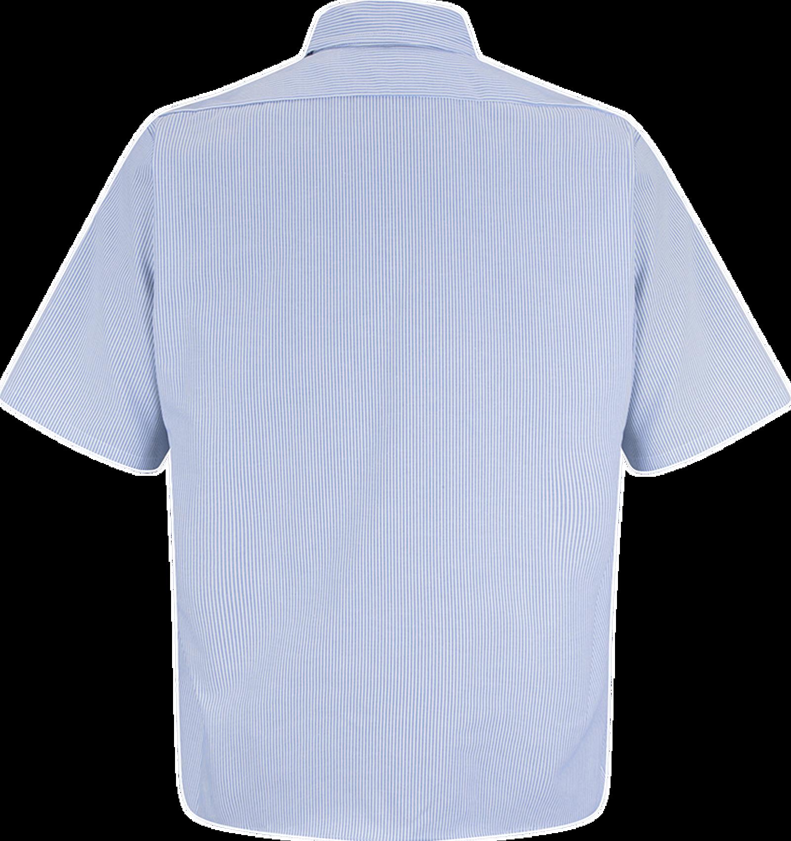 Men's Short Sleeve Deluxe Uniform Shirt