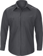 Men's Long Sleeve Pro Airflow Work Shirt