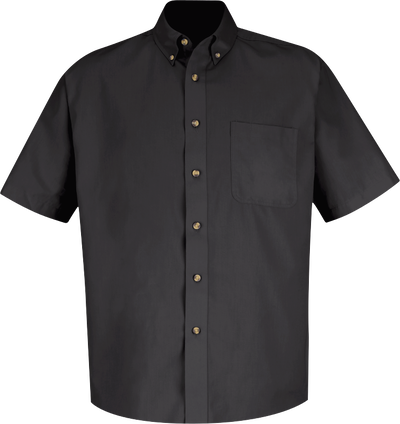 Men's Short Sleeve Meridian Performance Twill Shirt