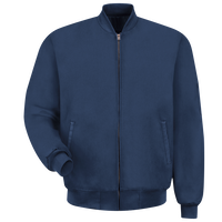 Unlined Solid Team Jacket