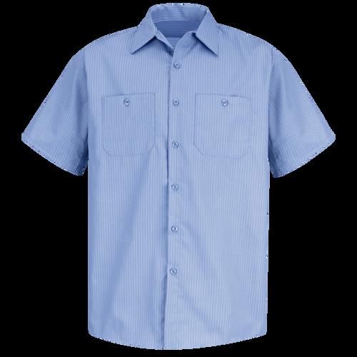 Men's Short Sleeve Durastripe® Work Shirt