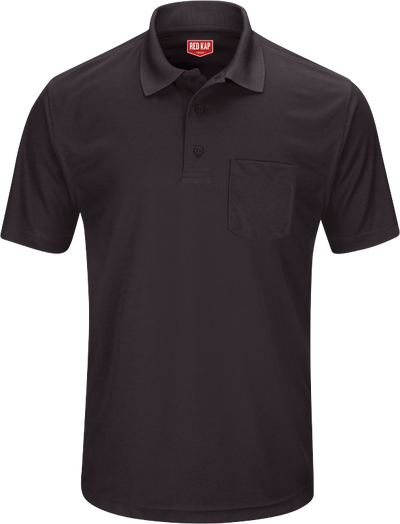 Men's Short Sleeve Performance Knit® Pocket Polo