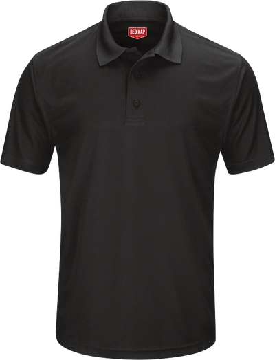 Men's Short Sleeve Performance Knit® Pocketless Core Polo