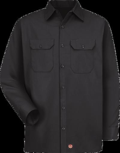 Men's Long Sleeve Utility Uniform Shirt