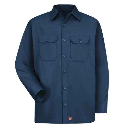 Men's Long Sleeve Utility Uniform Shirt
