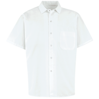 Spun Poly Long Cook Shirt