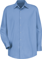 Men's Long Sleeve Specialized Cotton Work Shirt