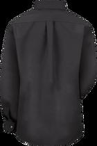 Women's Long Sleeve Poplin Dress Shirt