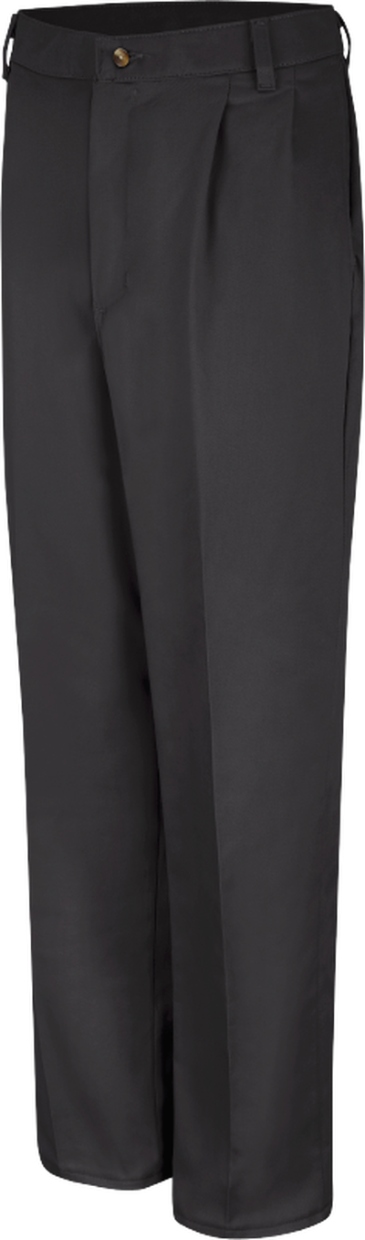 Men's Pleated Front Cotton Pant