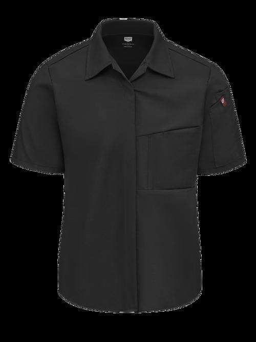 Women's Airflow Cook Shirt with OilBlok