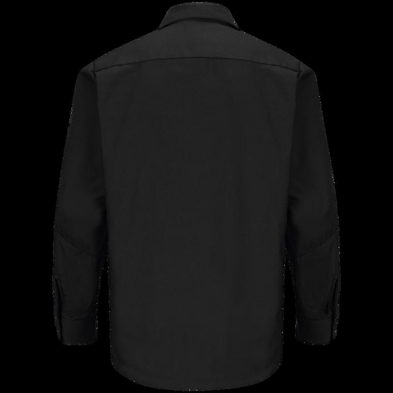 Men's Long Sleeve Solid Crew Shirt