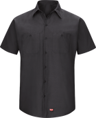Men'sShort Sleeve MIMIX™ Work Shirt