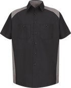 Men's Short Sleeve Motorsports Shirt