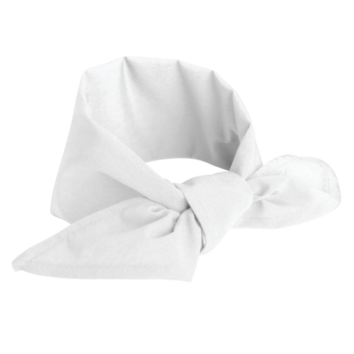 White Neckerchief