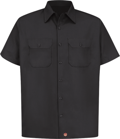 Men's Short Sleeve Utility Uniform Shirt