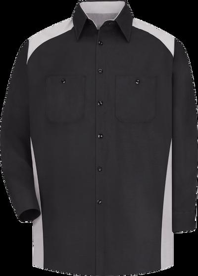 Men's Long Sleeve Motorsports Shirt