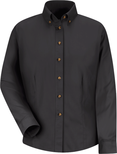 Women's Long Sleeve Meridian Performance Twill Shirt