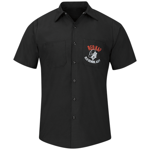 Men's Limited-Edition SEMA 2019 Work Shirt co-designed by OldSchoolAlex