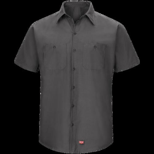 Men'sShort Sleeve Work Shirt with MIMIX™