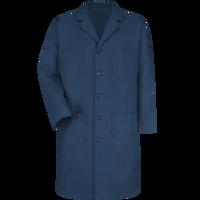 Men's Red Kap® Lab Coat with Exterior Pocket