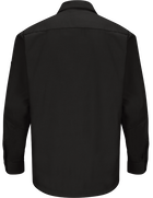 Men's Long Sleeve Solid Crew Shirt
