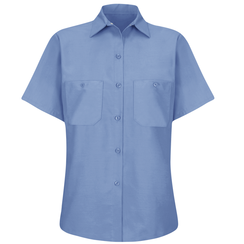 Red Kap Womens Industrial Work Shirt