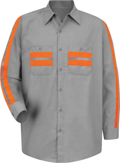 Long Sleeve Enhanced Visibility Shirt