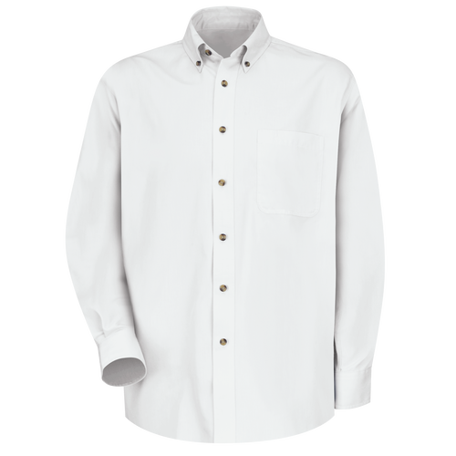 Men's Long Sleeve Meridian Performance Twill Shirt