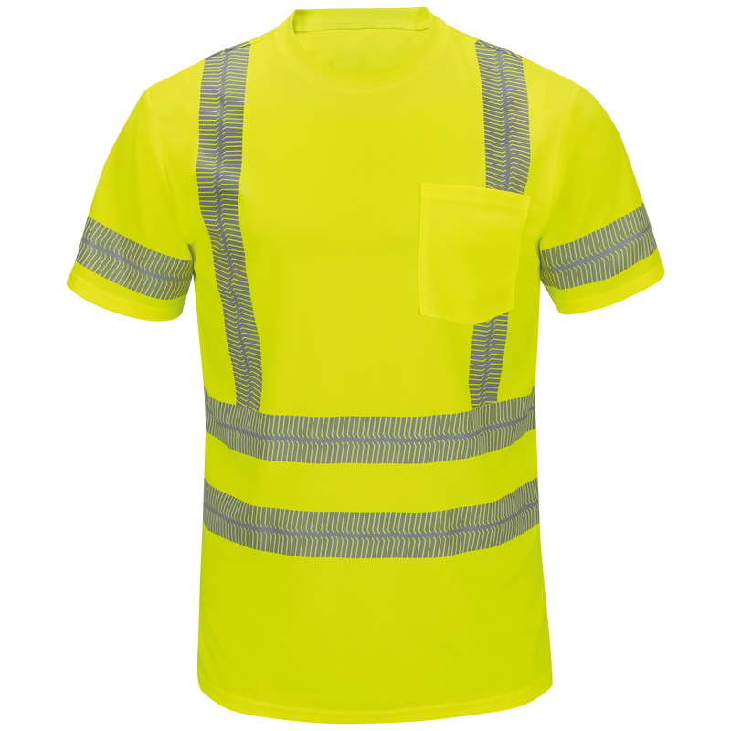 Short Sleeve Hi-Visibility T-Shirt