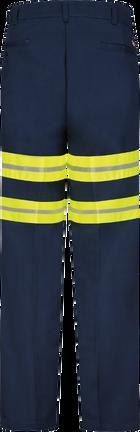 Men's Enhanced VisibilityWrinkle-Resistant Cotton Pant