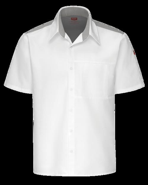 Men's Airflow Cook Shirt with OilBlok