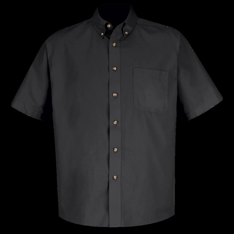Men's Short Sleeve Meridian Performance Twill Shirt