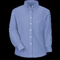 Women's Long Sleeve Executive Oxford Dress Shirt