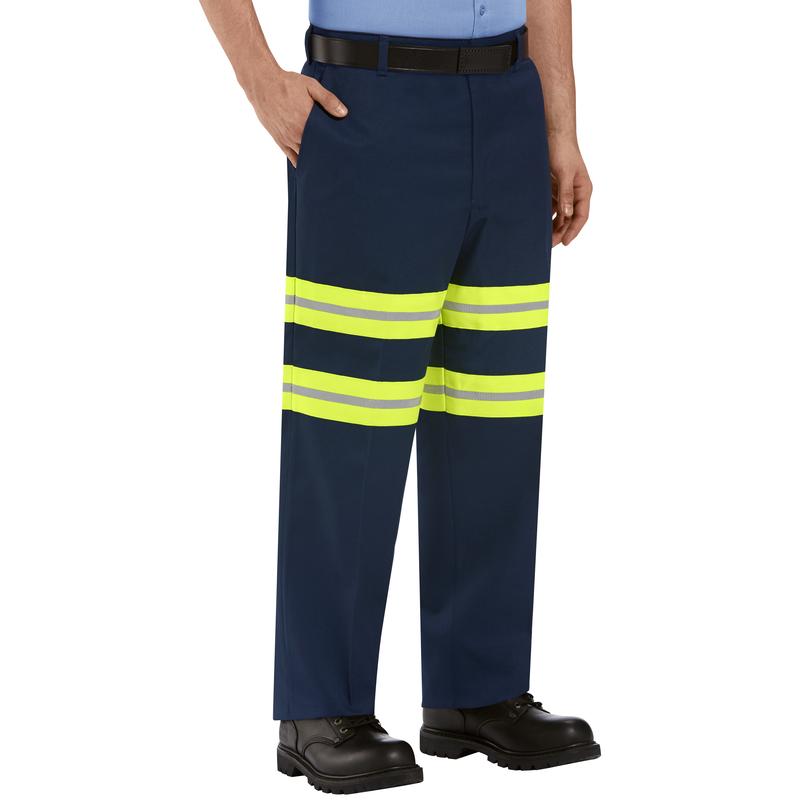 Men's Enhanced VisibilityDura-Kap® Industrial Pant