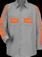 Long Sleeve Enhanced Visibility Shirt