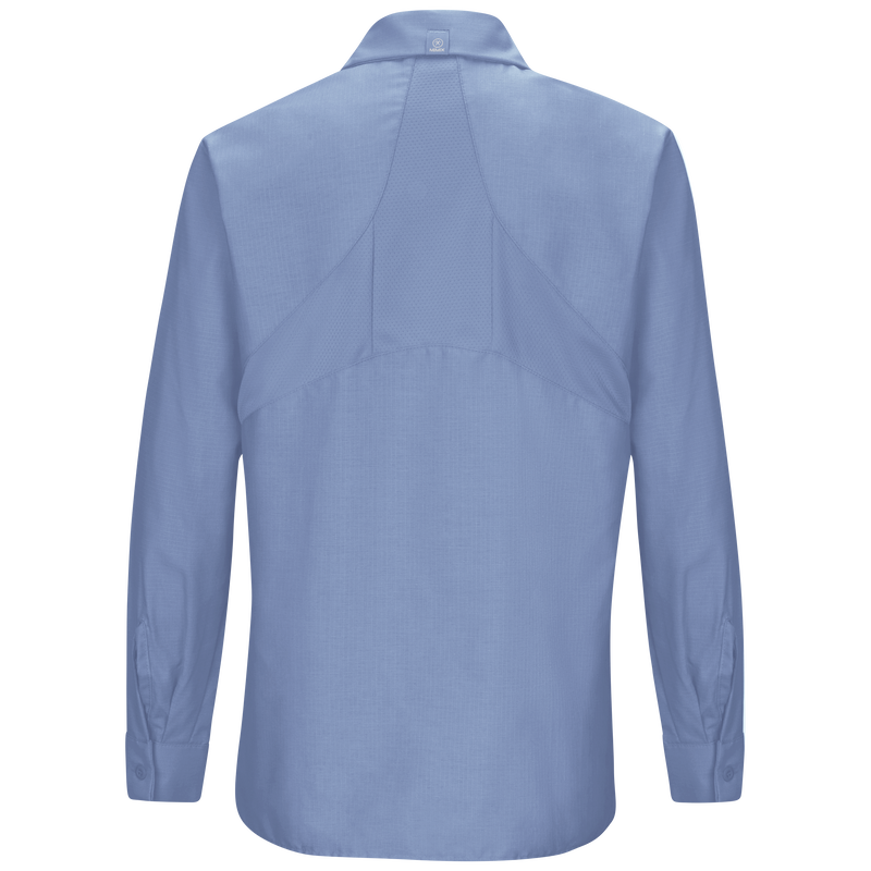 Women's Long Sleeve Work Shirt with MIMIX™