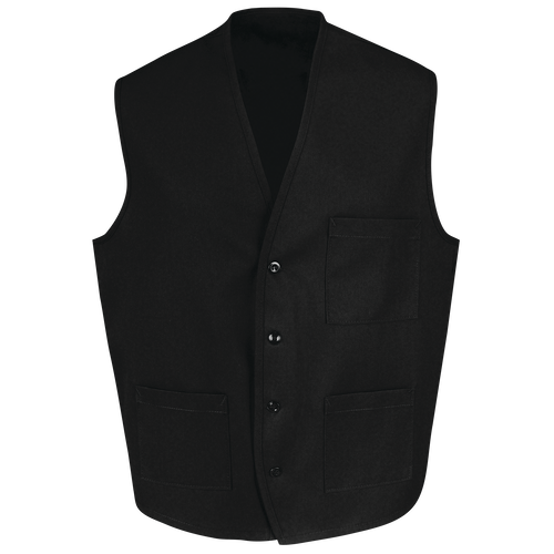 Chef Designs Button Front Vest