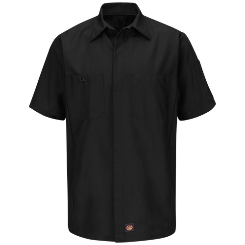 Men's Short Sleeve Solid Crew Shirt