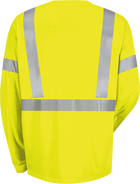 Hi-Visibility Long Sleeve T-Shirt - Type R, Class 2