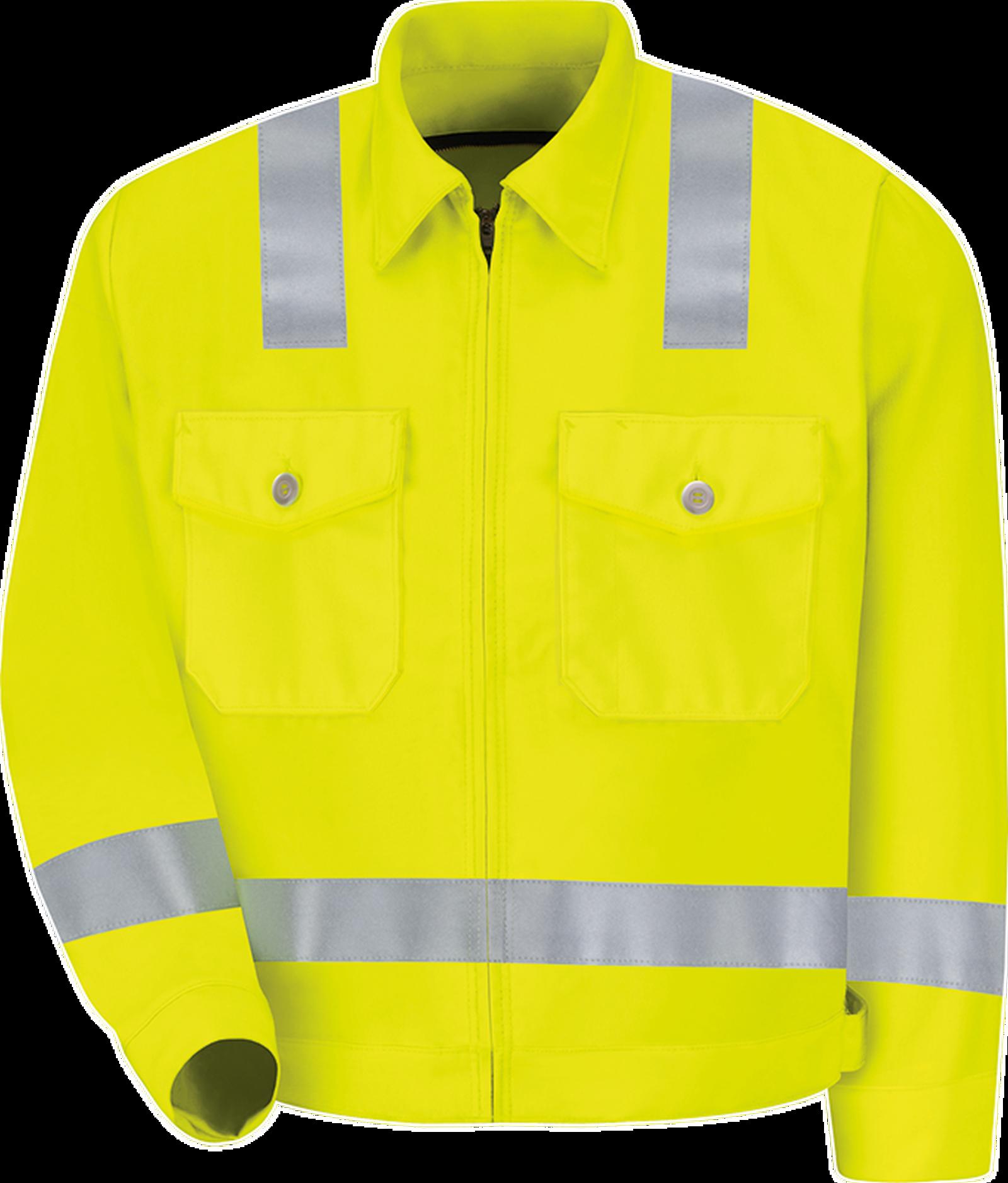 Hi-Visibility Jacket - Type R Class 2