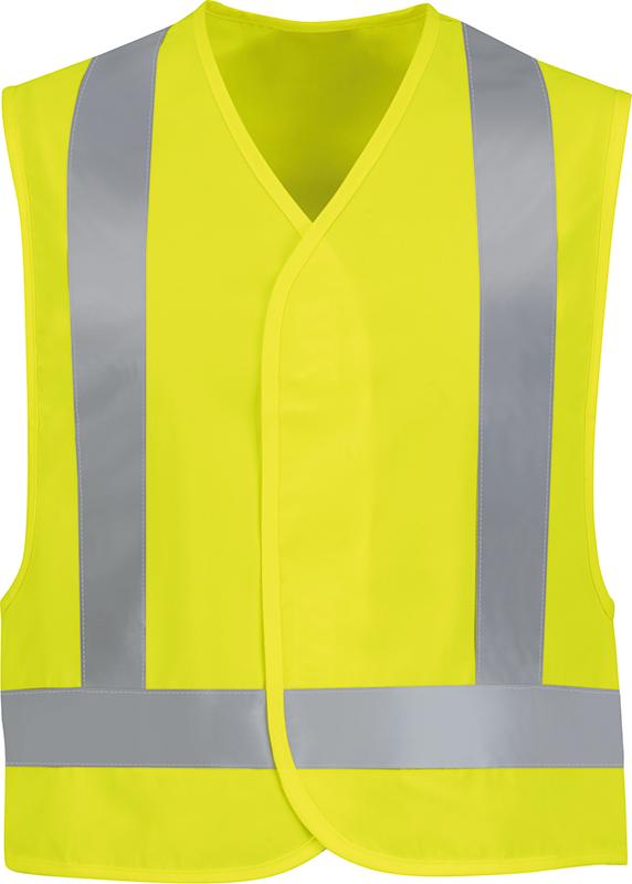 Red Kap VYV6 High Visibility Safety Vest