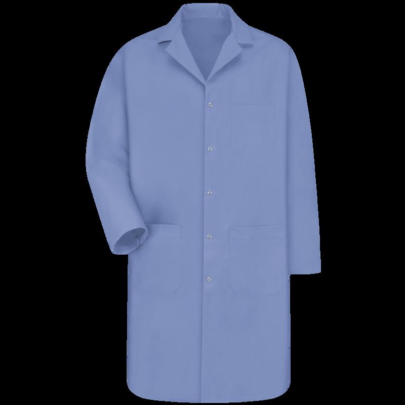 Men's Red Kap® Lab Coat with Interior Pocket