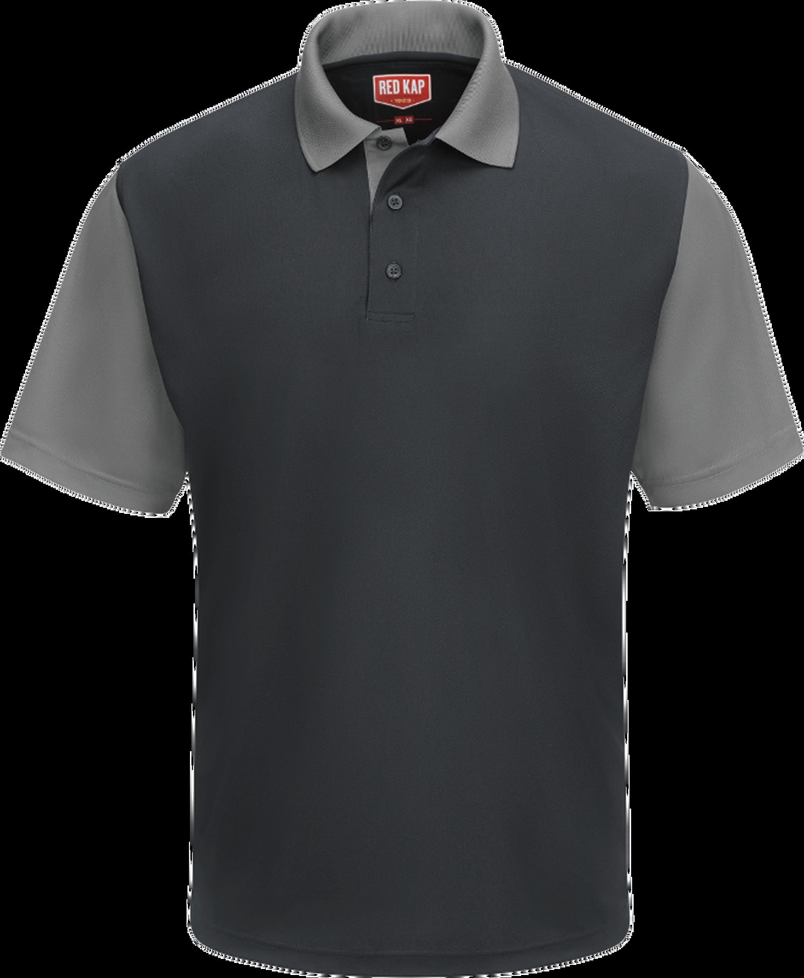 Men's Short Sleeve Performance Knit® Color-Block Polo