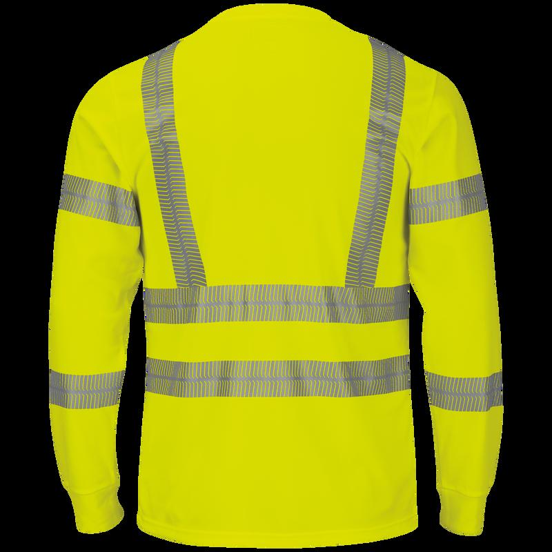 Long Sleeve Hi-Visibility T-Shirt