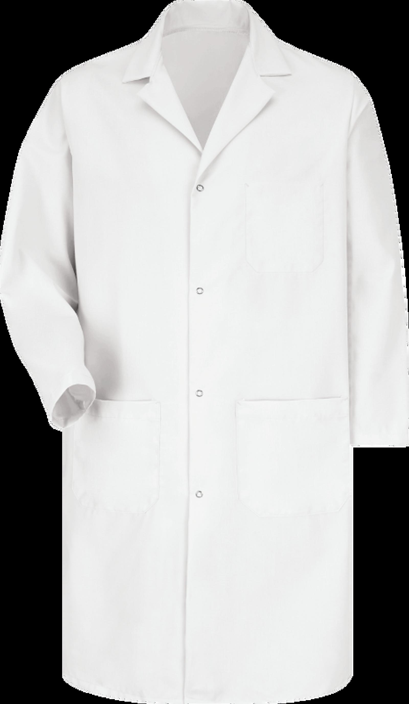 Men's Lab Coat