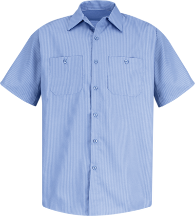 Men's Short Sleeve Durastripe® Work Shirt