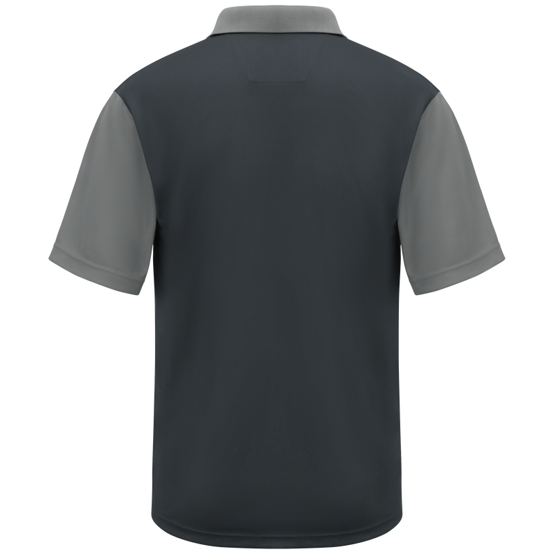 Men's Short Sleeve Performance Knit® Color-Block Polo