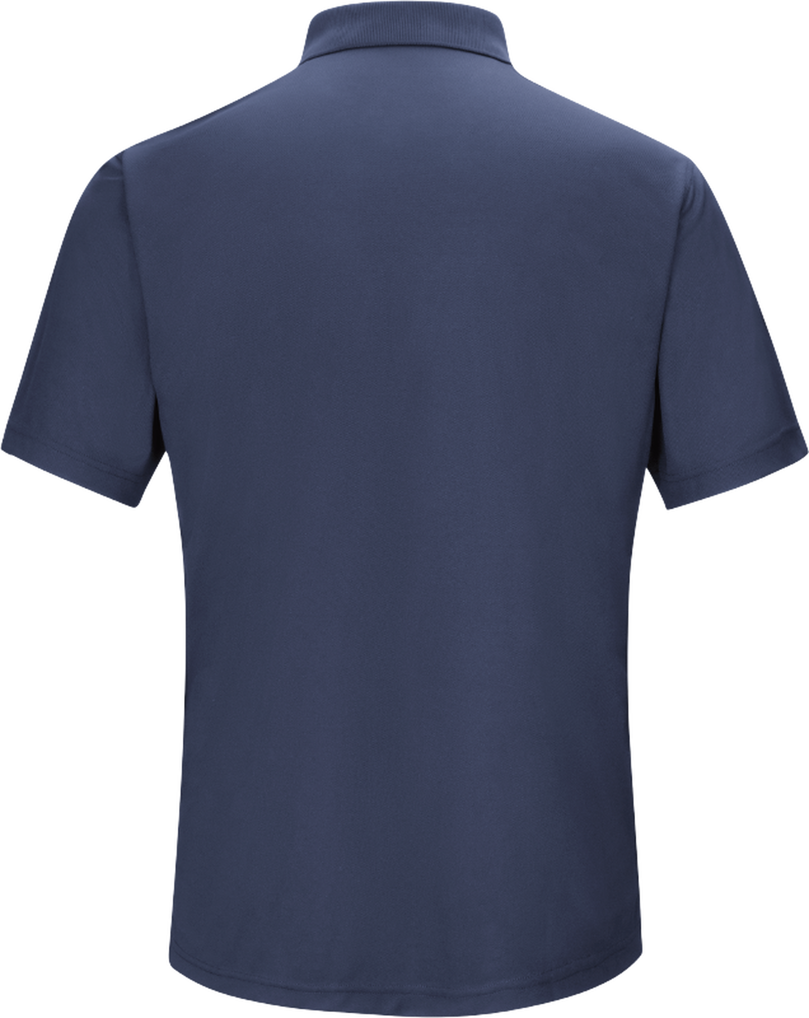 Men's Short Sleeve Performance Knit® Gripper-Front Polo